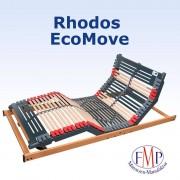 FMP Matratzenmanufaktur Lattenrost Rhodos EcoMove elektrisch verstellbar 44 Leisten 100x210 cm