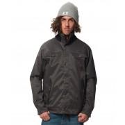 giacca uomo invernale Horsefeathers - RECON - Nero - SM623A