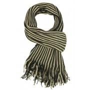 Clifton Grey pánská zimní šála tmavě šedá