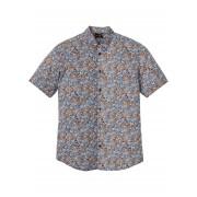 bpc selection Kortärmad skjorta, paisleymönstrad