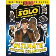 Solo A Star Wars Story Ultimate Sticker Collection, Hardcover