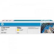 Тонер касета за HP 126A Yellow LaserJet Print Cartridge - CE312A