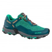 Salewa WS SPEED BEAT GTX-Shaded Spruce/Fluo Coral-8,5 - Gr. 8,5