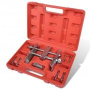vidaXL Hjulverktyg skiftnyckel