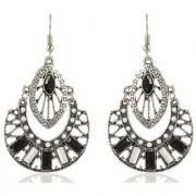 Sanaa Creations Traditional Pearl Jewellery Stylish Fancy Party Wear Jhumki/Earrings For Women and Girls