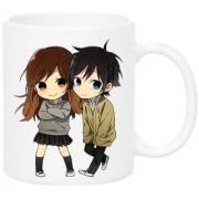 Gift Solution Coffee Mug (white) cute couple