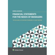 Financial Statements for Needs Of Man.(Darina Saxunová)