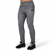 Gorilla Wear Bridgeport Joggingsbroek - Donkergrijs - 4XL
