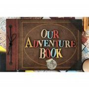 Album Fotografico Libro de Aventuras Up Our Adventure Book