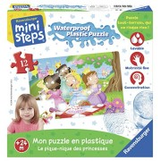 The Princesses' Picnic: Ravensburger–Jigsaw Puzzle–For Toddlers–Set of 12Plastic