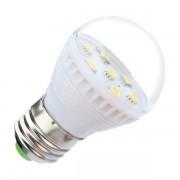 Warmwitte LED-lamp 2,5W 5 stuks