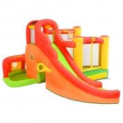 Happy Hop Insuflável com escorrega 450x380x230 cm PVC