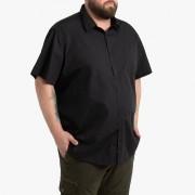 LA REDOUTE COLLECTIONS PLUS Kurzärmeliges Hemd, Regular-Fit, Plus-Size-Artikel