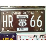 """HISTORIC ROUTE 66 - Oklahoma - HR 66"""