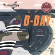 D-Day - Untold stories of the Normandy Landings inspired by 20 real-life people (Noble Michael)(Cartonat) (9781786036261)