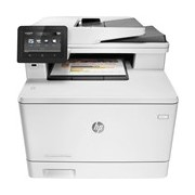 HP LaserJet Pro M477fdw Laser Multifunction Printer