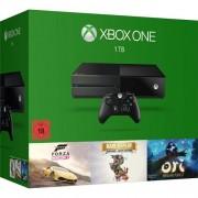 Consola Xbox One 1TB + 3 Jocuri ( Forza Horizon 2+Rare Reply+Ori)