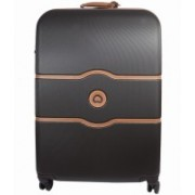 Delsey Chatelet Hard + Check-in Luggage - 28 inch(Brown)