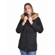 Heavy Tools női kabát NISSA black F2W17251BL