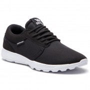 Сникърси SUPRA - Hammer Run 08128-009-M Black/White/White