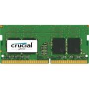 Memorija SODIMM DDR4 16GB 2400MHz Crucial CL17, CT16G4SFD824A