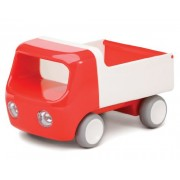 Kid O Tip Truck Early Learning Push & Pull Toy (Red)