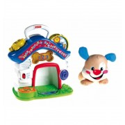 Fisher Price Casita Perrito Aprendizaje - Mattel