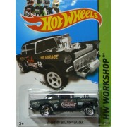Hot Wheels 2013 HW Workshop '55 Chevy Bel Air Gasser 190/250