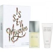 Issey Miyake Perfumes masculinos L'Eau d'Issey pour Homme Gift Set Eau de Toilette Spray 75 ml + Shower Gel 100 ml 1 Stk.