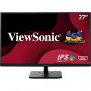 "ViewSonic - 27"" IPS LED FHD Monitor (DisplayPort, HDMI, VGA) - Black"