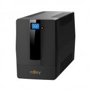 UPS Horus Plus 1500 nJoy PWUP-LI150H1-AZ01B, 900W, 4 prize