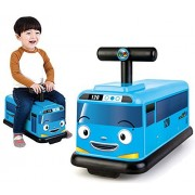 Tayo the Little Bus The Little Bus Tayo Classic Bung Bung Car Ride Noiseless wheels Rolling Car Korean toy Riding toys Korean animation
