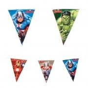 Avengers 9 zastavica za rođendan