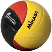 mikasa Volleyball MVA 1.5 DE -mini - schwarz/rot/gold | 1
