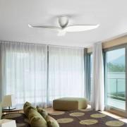 AERATRON Ventilador de techo blanco, 126 cm