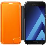 Samsung Galaxy A5 (2017) Neon Flip Cover Zwart