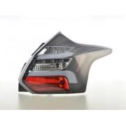 FK-Automotive LED fanali posteriori Lightbar Ford Focus 3 anno di costr. 10-14 nero