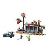 LEGO HIDDEN SIDE La restaurant hanté 70422