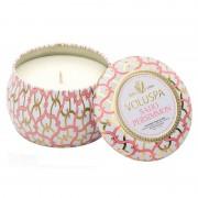 Voluspa Decorative Tin Candle Saijo Persimmon