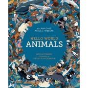 Hello World: Animals, Hardcover