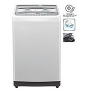 LG T7577TEEL 6.5 KG Top Load Fully Automatic Washing Machine - BLUE WHITE/ FREE SILVER