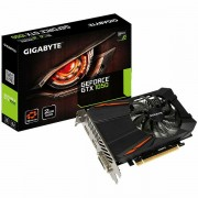 GIGABYTE Video Card GeForce GTX 1050 GDDR5 2GB/128bit, 1354MHz/7008MHz, PCI-E 3.0 x16, HDMI, DVI-D, DP, VGA CoolerDouble Slot, Retail GV-N1050D5-2GD