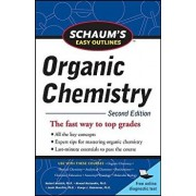 Schaum's Easy Outline of Organic Chemistry, Second Edition, Paperback/Herbert Meislich