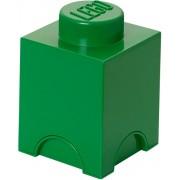 LEGO Storage Brick Opbergbox - 1,2L - Kunststof - Groen