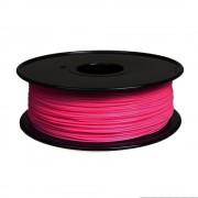 Filament pentru Imprimanta 3D 1.75 mm PLA 1 kg - Fluorescent Magenta