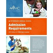 Veterinary Medical School Admission Requirements (Vmsar): 2019 Edition for 2020 Matriculation, Paperback/Association of American Veterinary Medic