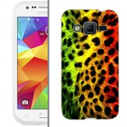 Husa Samsung Galaxy Core Prime G360F Silicon Gel Tpu Model Animal Print Color