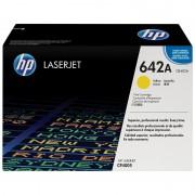 HP 642A Tóner Original Laserjet Amarillo