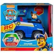 Пес Патрул - Полицейската кола на Чейс с дистанционно, 025070