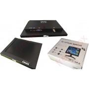 """Monitor LED 10"""" per videosorveglianza ed industria HDMI VGA BNC CCTV LCD"""